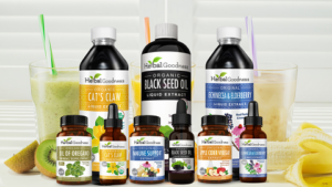 black-owned food and beverage health and wellness business Herbal Goodness