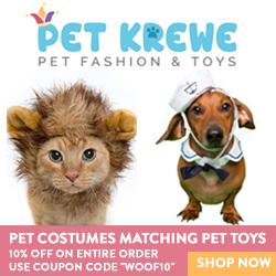 black-owned pet accessories business Pet Krewe