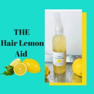 Hair Lemon Aid