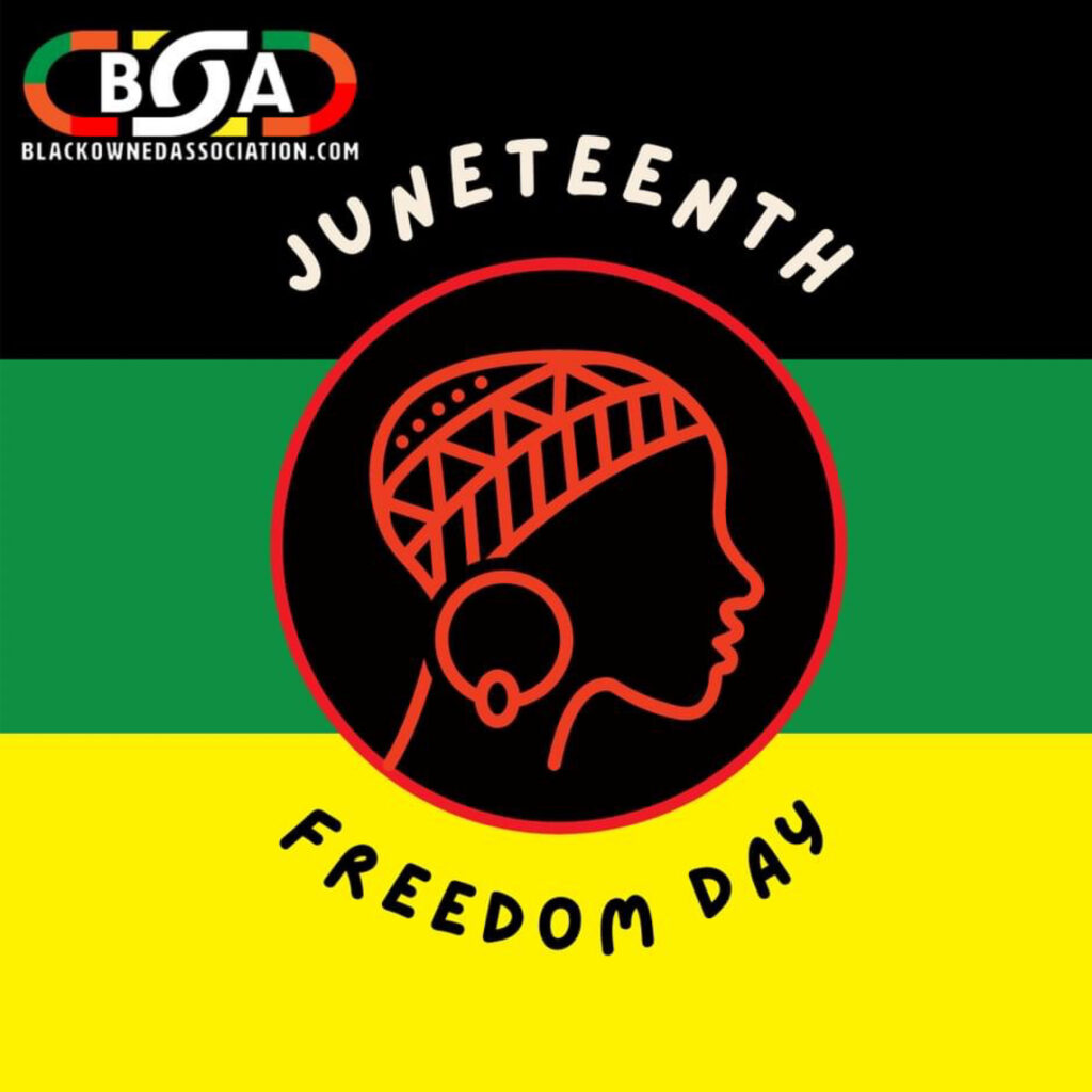 Juneteenth is a National Federal Holiday Now!