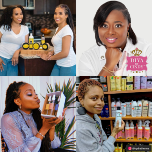 black-owned businesses Konjo Naturally