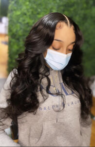 Dreamless Hair black-owned business