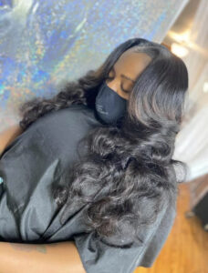 Dreamless Hair black-owned businessDreamless Hair black-owned business